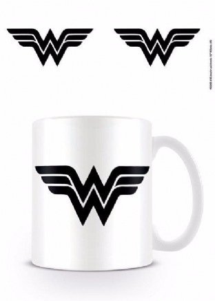 DC Originals - Wonder Woman (Mono Logo) - MUG (11oz) (Brand New In Box)